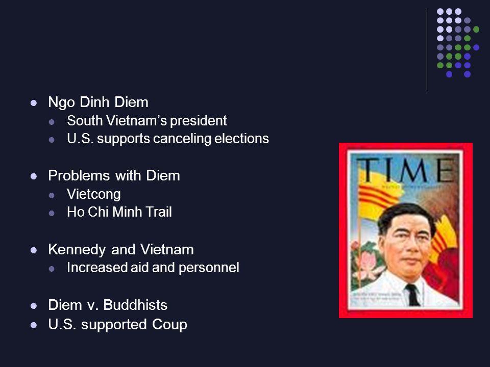 moving toward conflict vietnam war