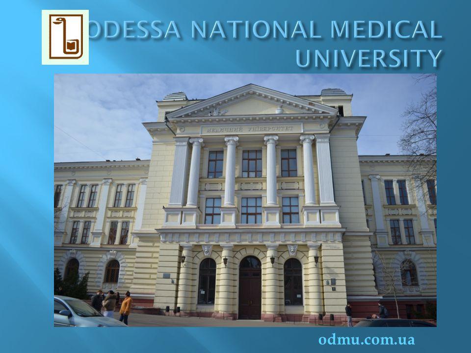 Image result for ODESSA STATE MEDICAL UNIVERSITY