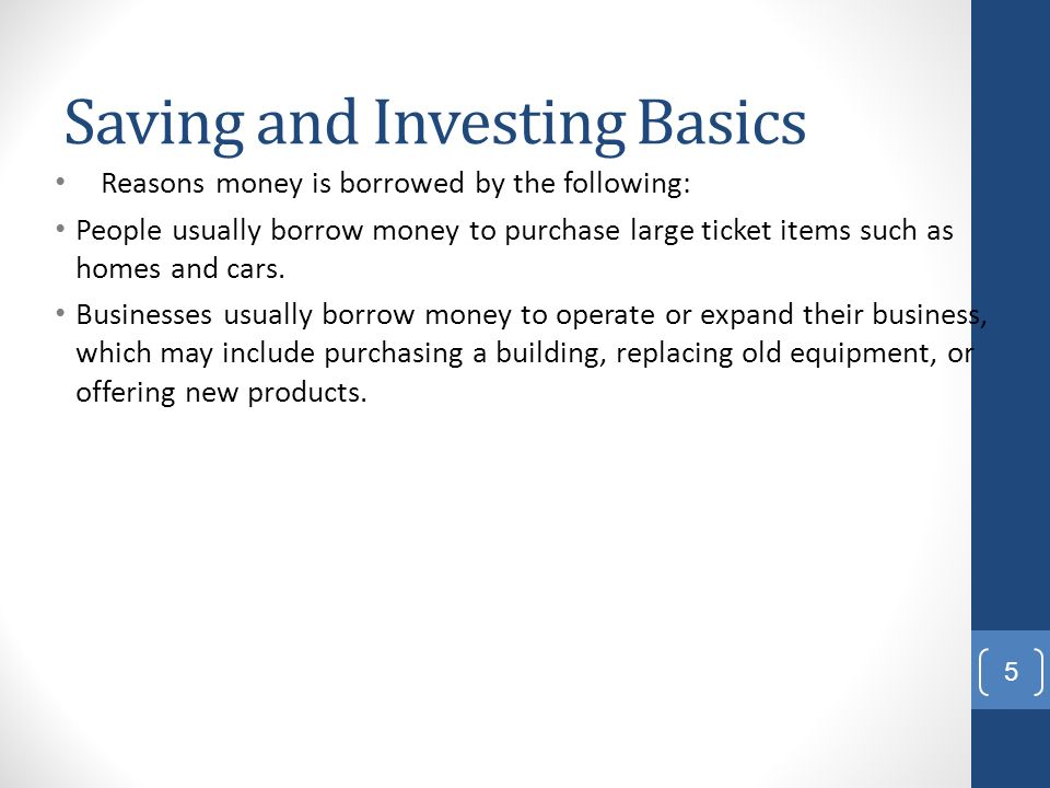 essential finance series investing basics