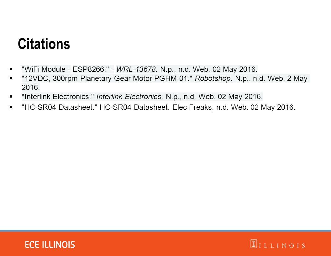 Ece 445 Electronic Shoe Sizing Device Group 43 Robert Mcdonald Hc Sr04 Datasheet 27 Citations