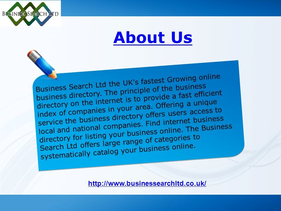 Business Search Ltd Online Business Directory Local National