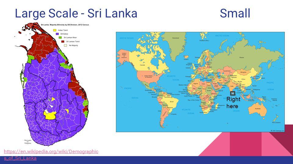 sri lankan ethnicity