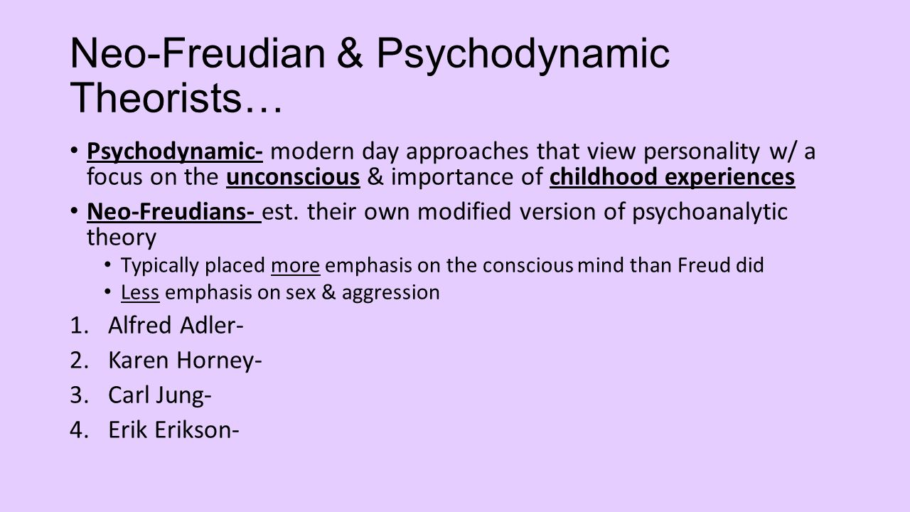 essay freuds psychodynamic According to freud's model of the psyche, the id is the primitive and instinctual part of the mind that contains sexual and aggressive drives and hidden memories, the super-ego operates as a moral conscience, and the ego is the realistic part that mediates between the desires of the id and the super-ego.