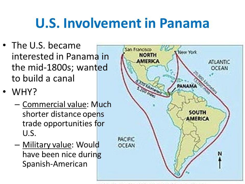 The Panama C Greatest Shortcut On