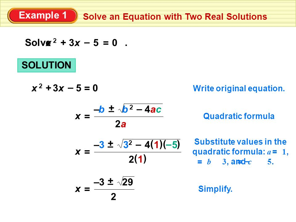 write an equation with the solution x=20