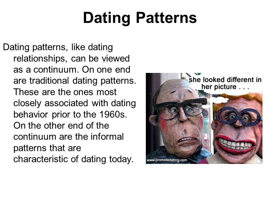 dating process continuum