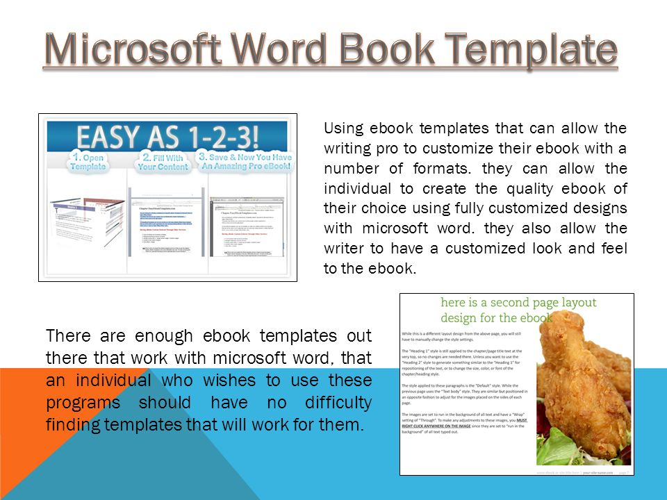 Individuals Who Are Interested In Using Microsoft Ebook Word
