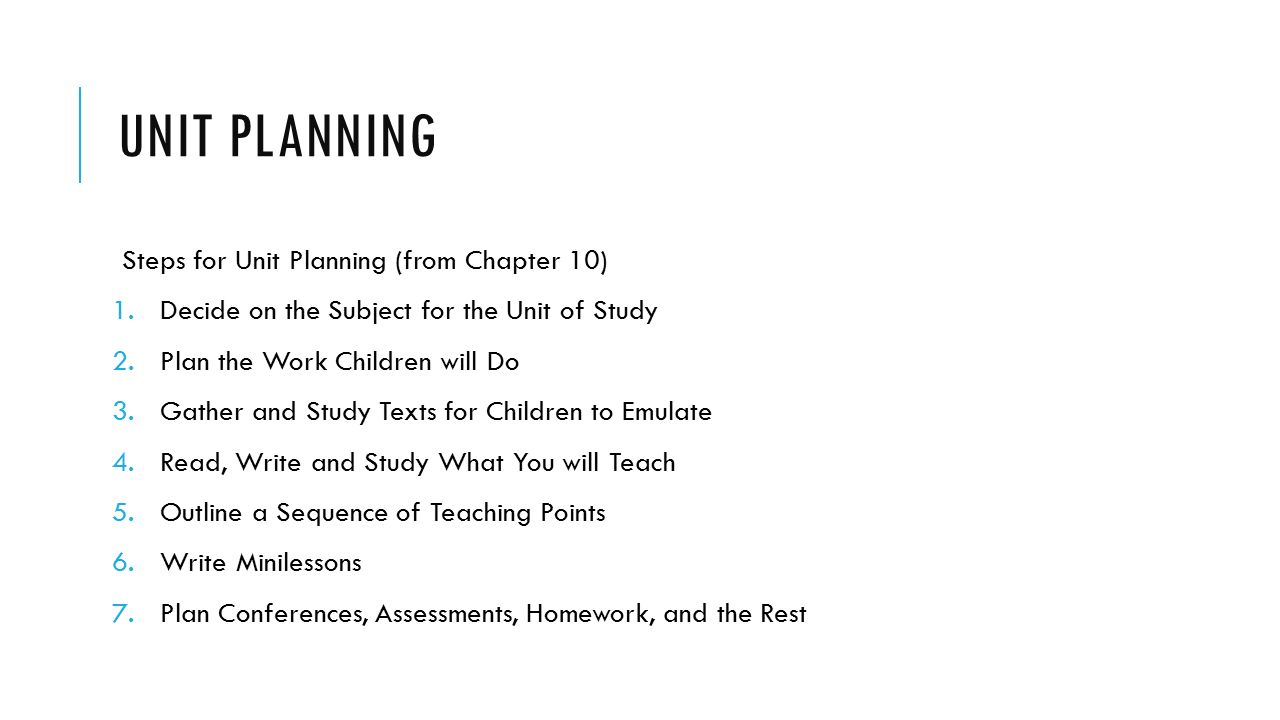 essay writing columbia units of study Sands of schools and especially on the shoulders of calkins' units of study for teaching writing, grades 3–5 (heinemann 2006), a series of books that conveys the minilessons that calkins and coauthors gave while teaching many of these units of study.