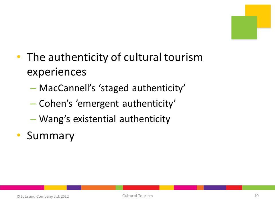 emergent authenticity