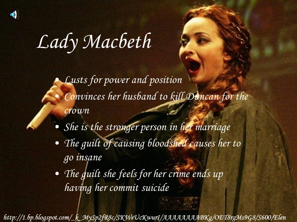 lady macbeth power hungry quotes