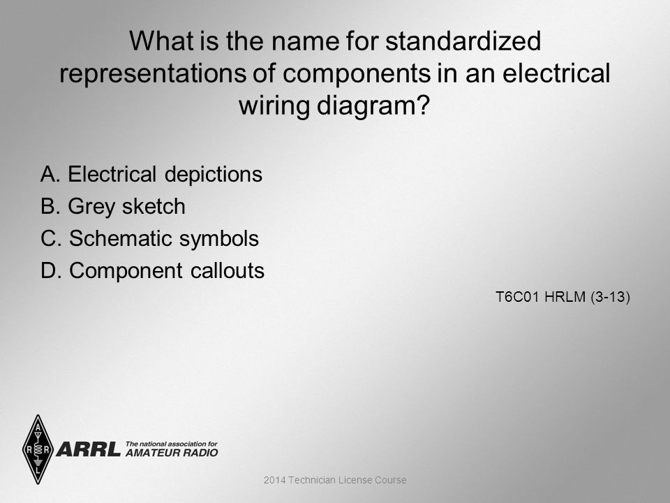 Amazing Technician License Course Chapter 3 Lesson Plan Module 6 Wiring Database Gramgelartorg