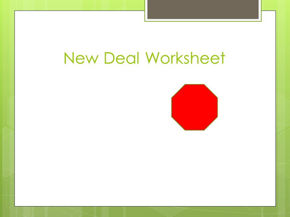 New Deal Purposes Of The New Deal Relief To Provide Jobs For The