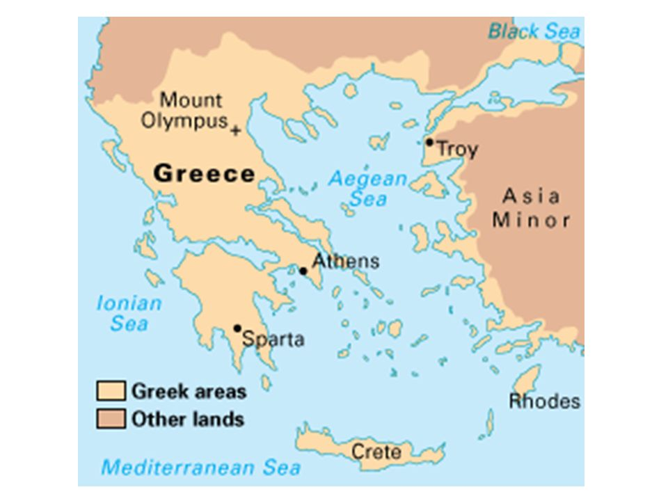 an inside look at ancient greece in the mediterranean sea peninsula Greece is surrounded by large bodies of water, including the ionian sea, the mediterranean sea, the sea of crete, the thracian sea and the aegean sea the country's many islands are all located in these five seas.
