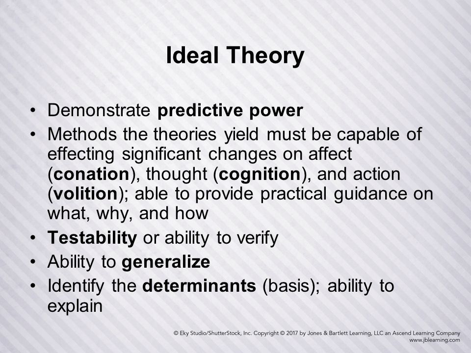 Ideal Theory