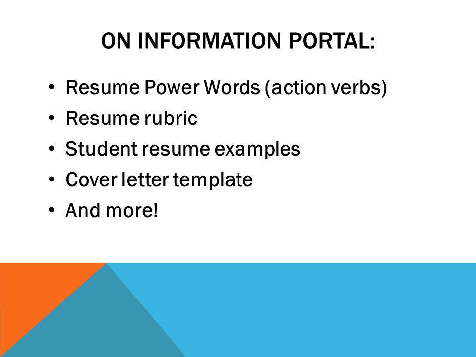 Power Words For Cover Letter from images.slideplayer.com