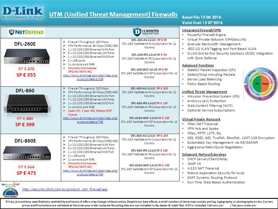 UTM ( Unified Threat Management) Firewalls  Firewall