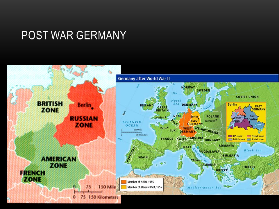 Post world war ii europe the cold war post war germany paris peace 3 post war germany gumiabroncs Image collections
