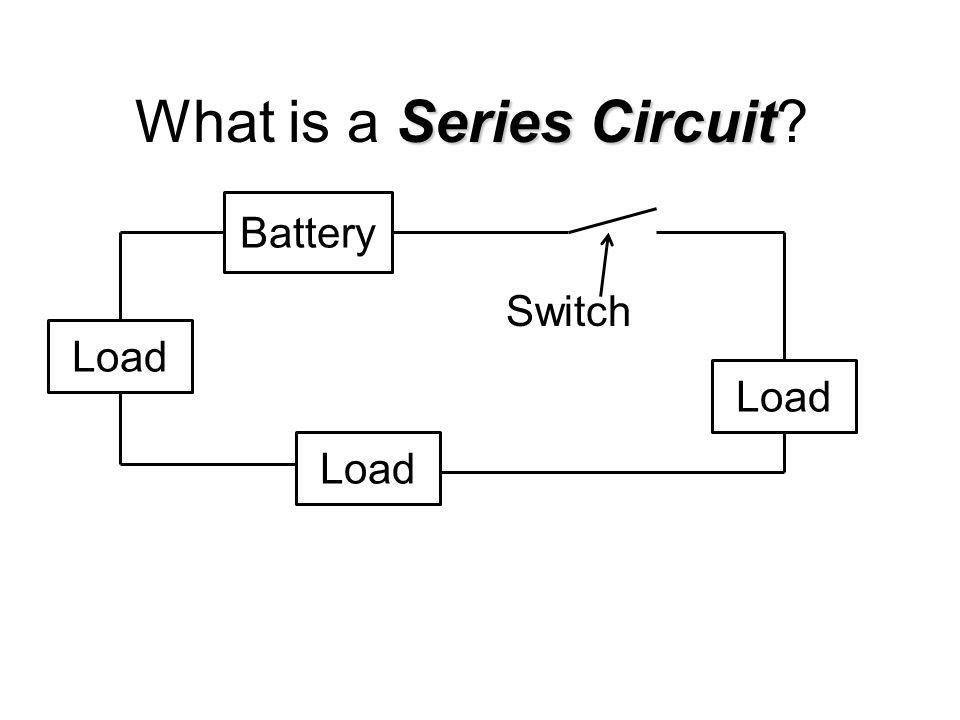 Series Circuit What is a Series Circuit? Series Circuit Series ...