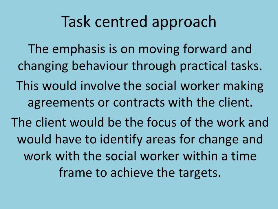 task centred social work
