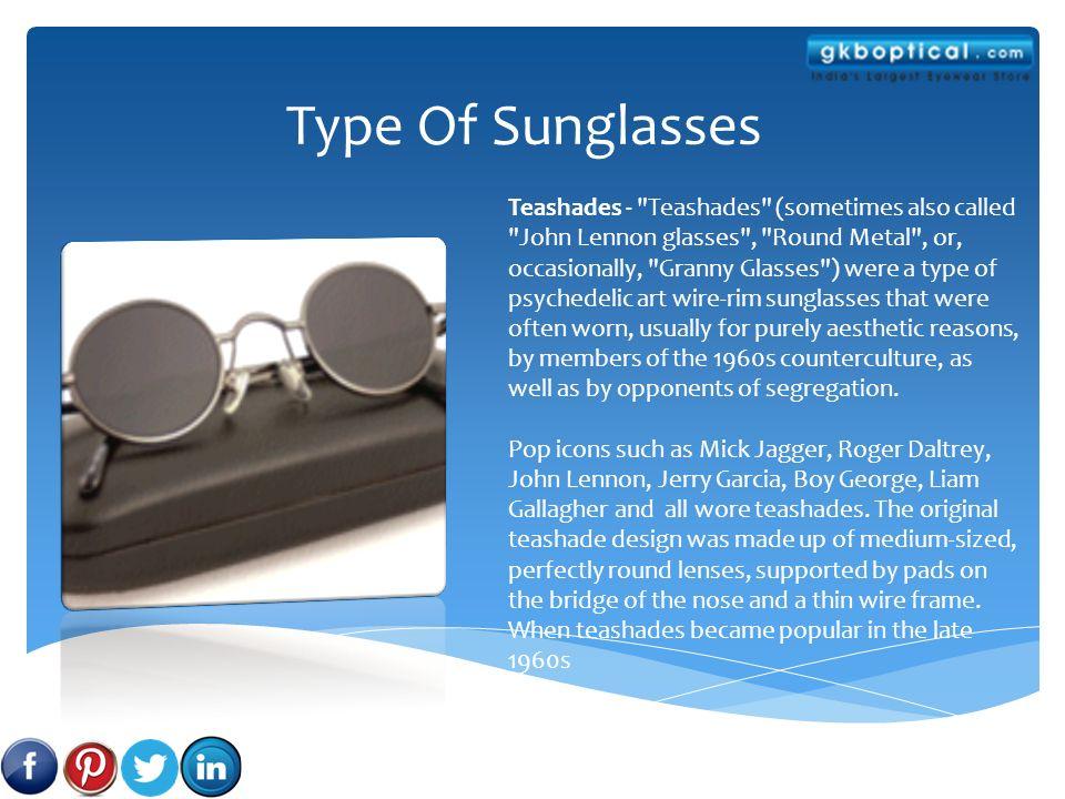 About Sunglasses – Gkboptical.com Sunglasses or sun glasses are a ...