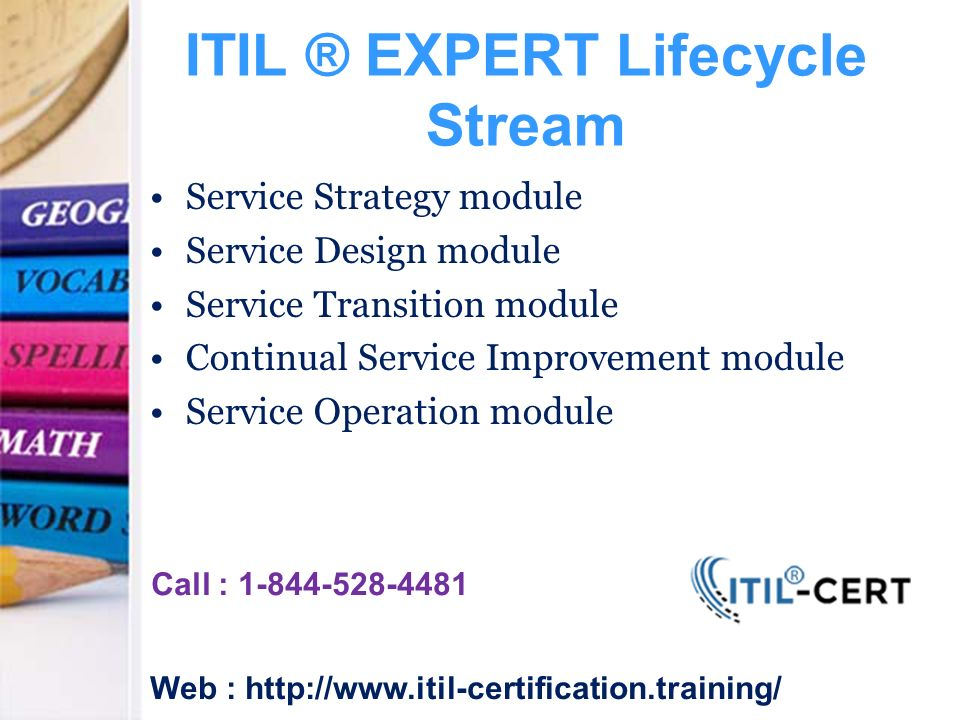 Itil V3 Foundation Online Training Course Call Web Ppt Download
