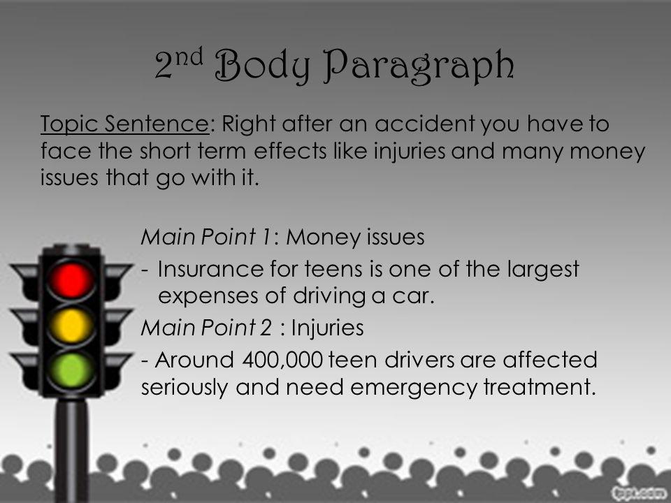 accident paragraph