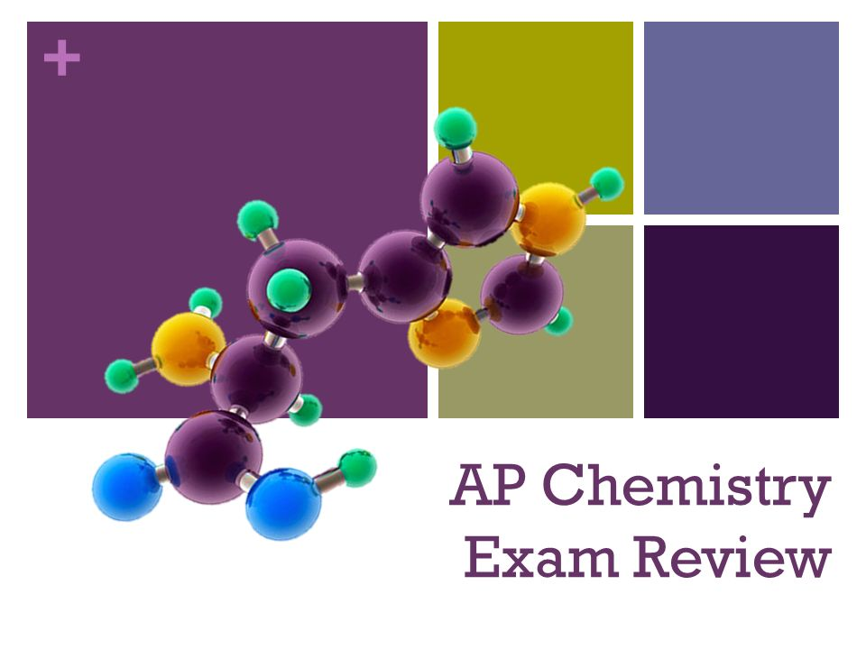Cracking the ap chemistry exam, 2019 edition: practice tests.