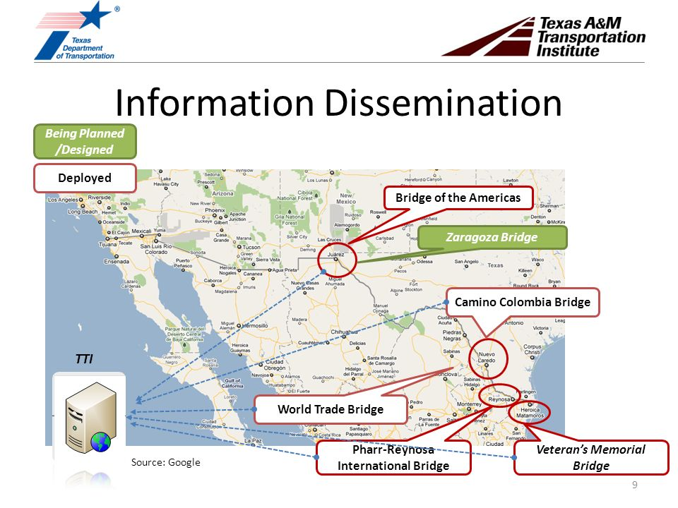 Freight Performance Measures at the Texas-Mexico Border