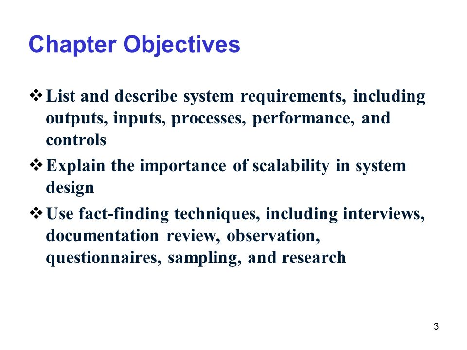 1 Systems Analysis Design 7 Th Edition Chapter 2 1 System Analysis Ppt Download