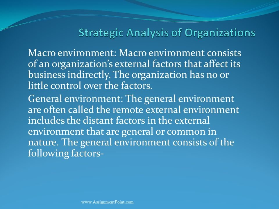 dove macro environment analysis Soap industry analysis (dove  macro-environment • industry and competitive conditions 1 company's internal or micro-environment.