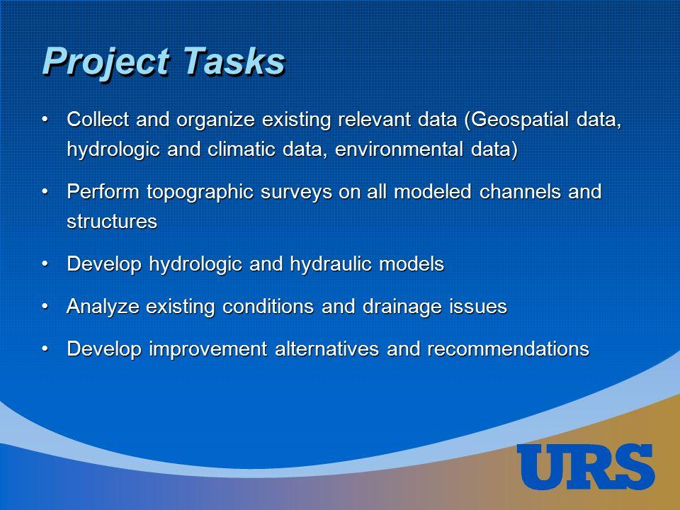 English Bayou Basin Storm Water Master Plan Presentation to