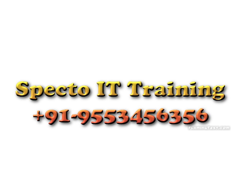 oracle apps finance online training contact specto training ppt