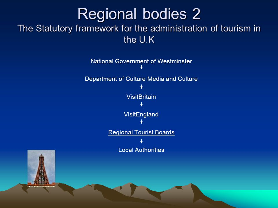 national and regional tourist boards