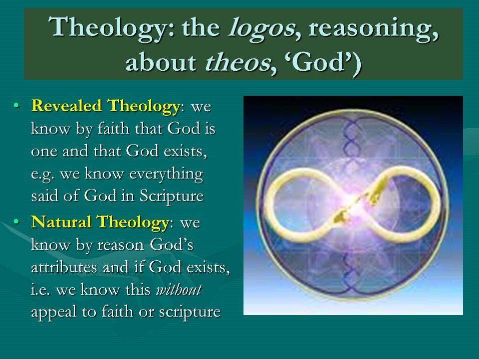 revealed theology