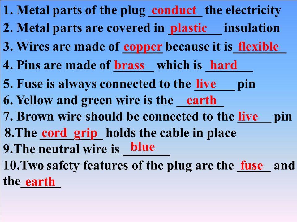 What is wrong with these plugs? L N E L N E L N E. - ppt download