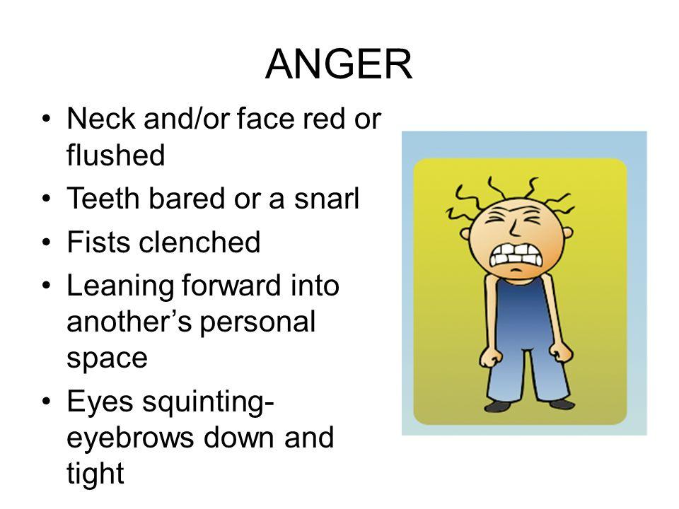 Locked Fingers Body Language Communication