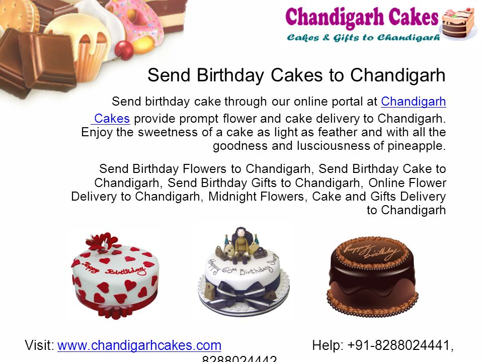 Chandigarhcakeschandigarhcakes Is A One Stop Shop For All