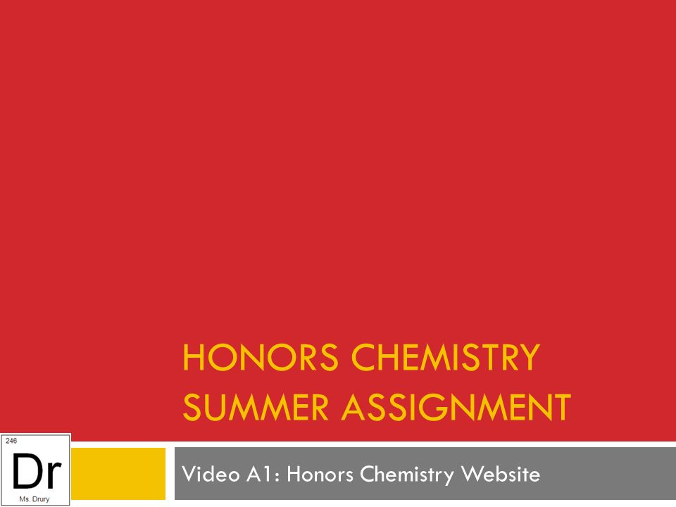 basd honors chemistry summer packet answers