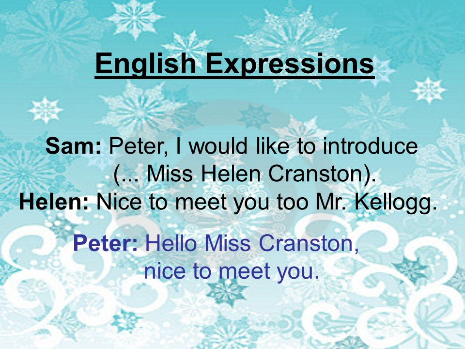Greetings before a conversation sometimes you stop and talk for a 4 english expressions m4hsunfo