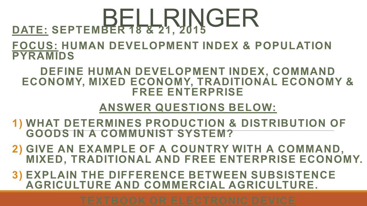 1 bellringer