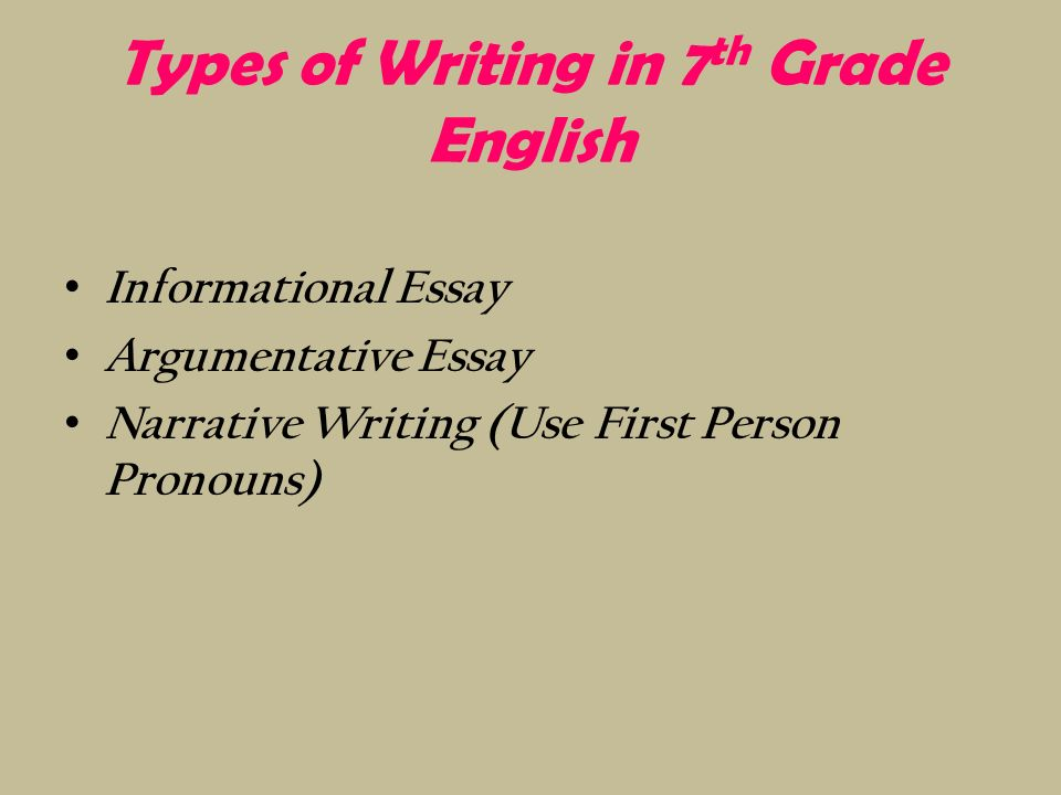 what to use instead of i in an essay
