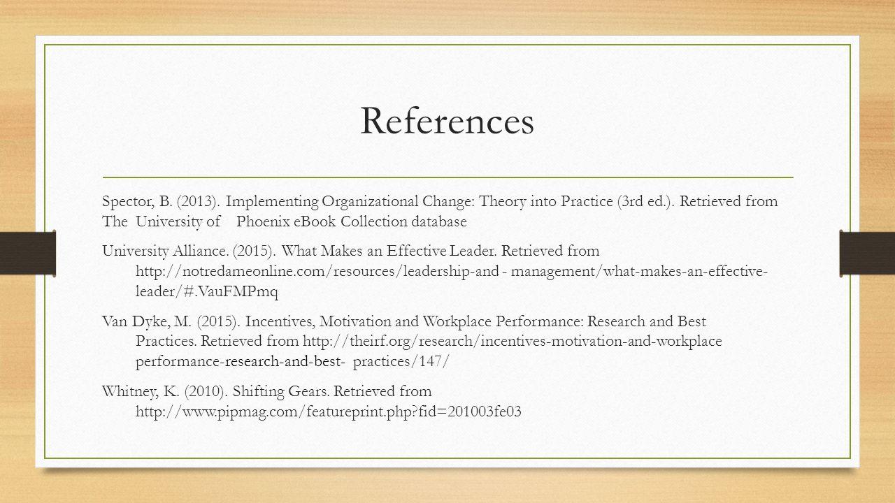 Organizational change process maranda bryant pauline drummond implementing organizational change theory into practice fandeluxe Image collections