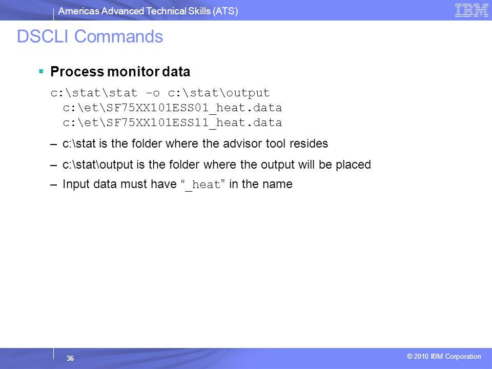 DSCLI COMMANDS PDF