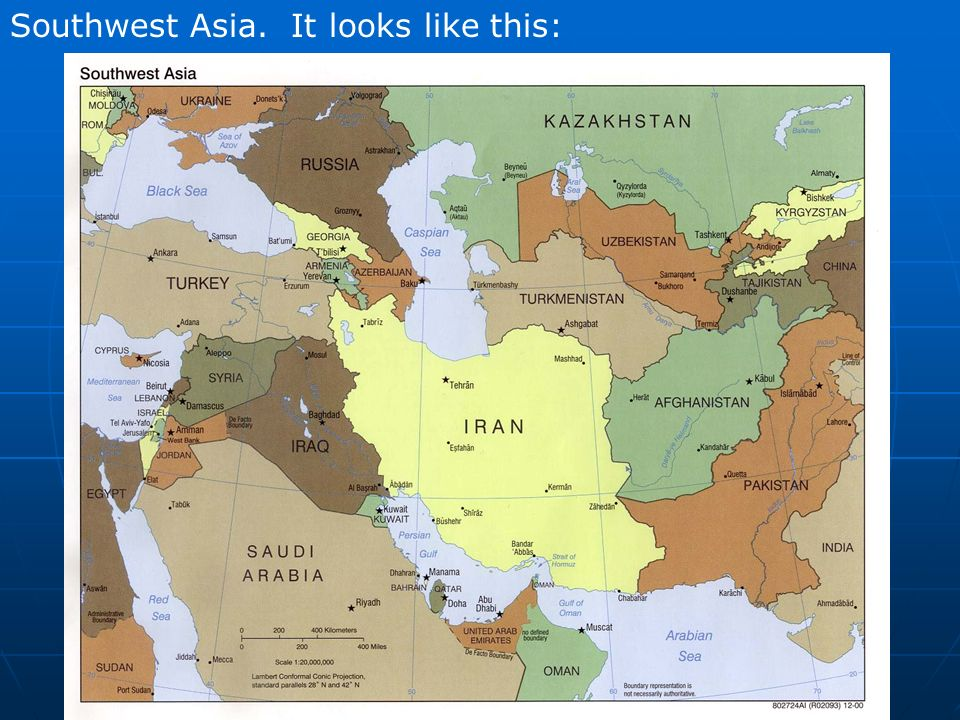 Map Of Asia Landforms.Southwest Asia Landforms And Resources Southwest Asia It Looks