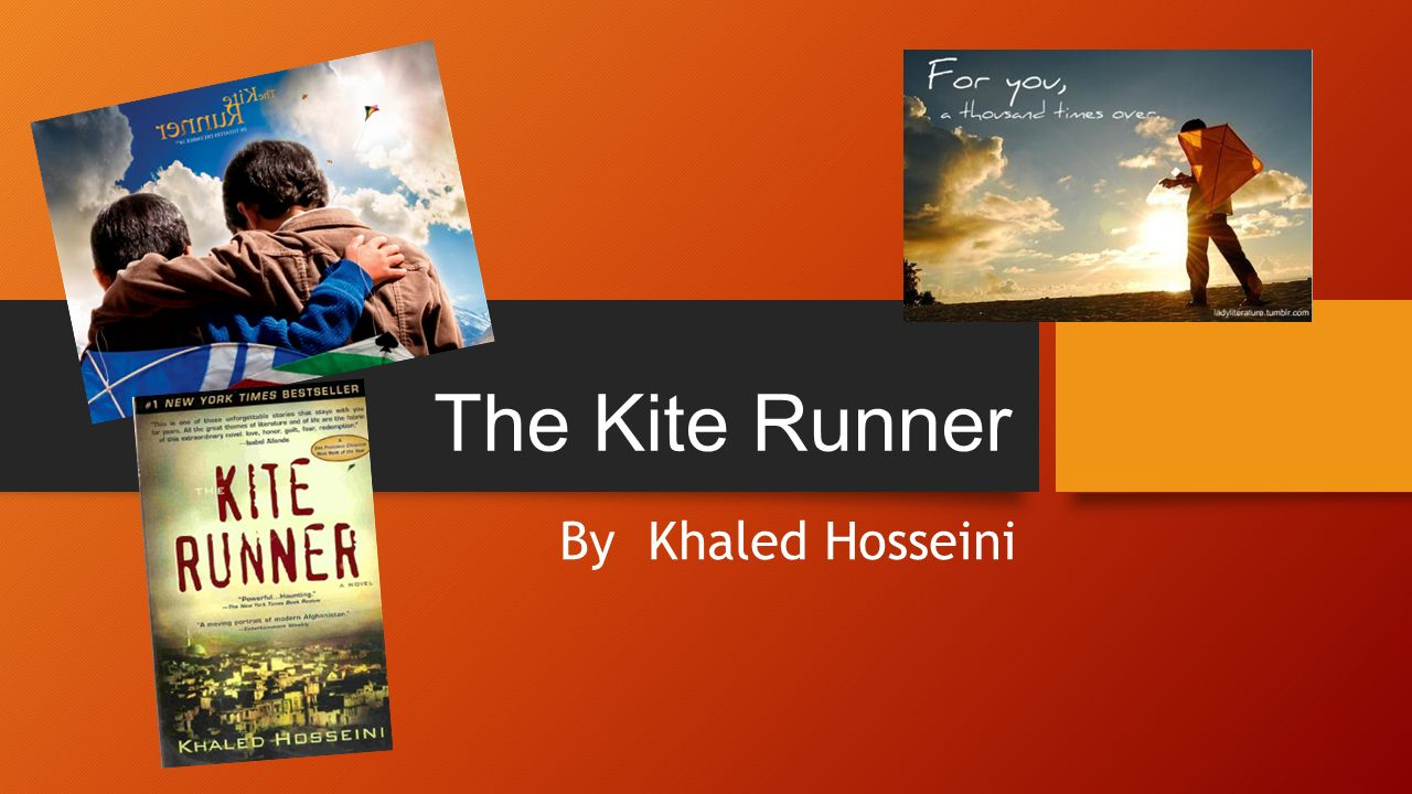 """an examination of the kite runner by khaled hosseini Hosseini and his family sought asylum in the united states and ended up in california, where he became a doctor and eventually wrote """"the kite runner,"""" which was an overnight literary sensation."""