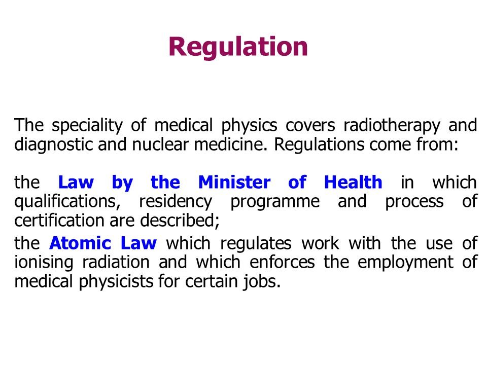 Current status of medical physicist certification in Poland