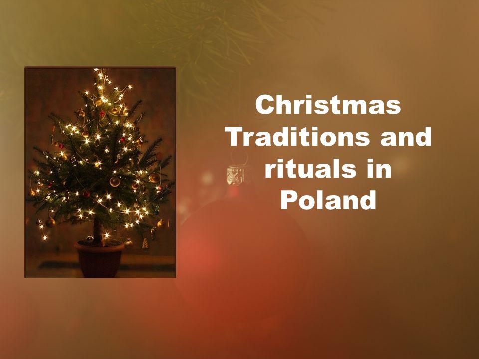 1 christmas traditions - Polish Christmas Traditions