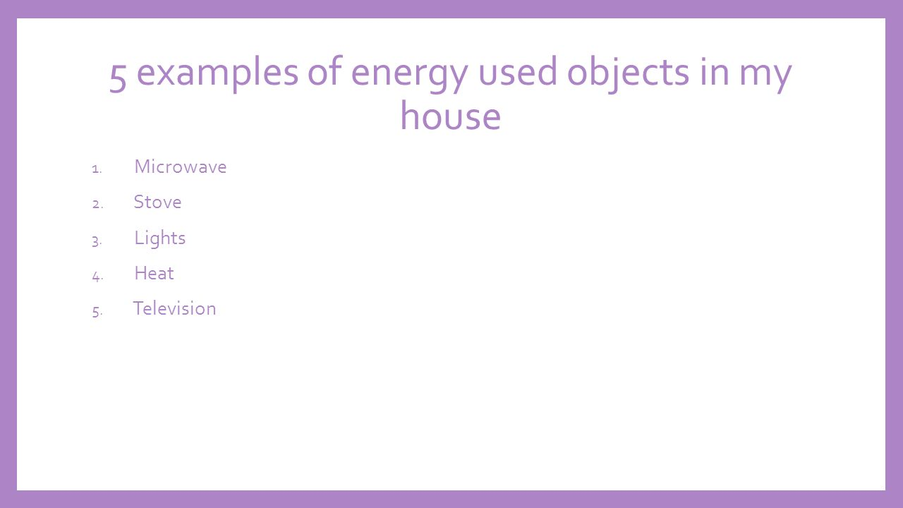 ENERGY USE/CREATION. Windmills A wind turbine works the opposite of ...