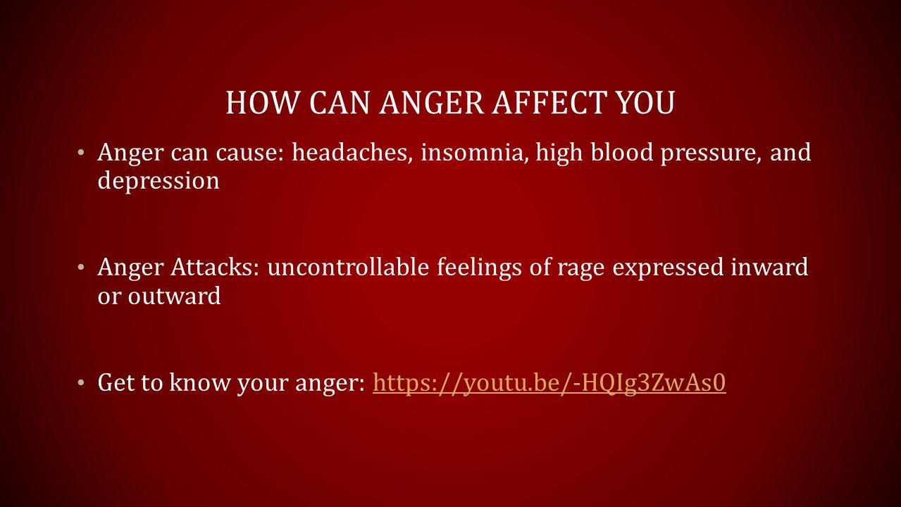 By: Montana Nelson ANGER MANAGEMENT ANGER = DANGER  - ppt