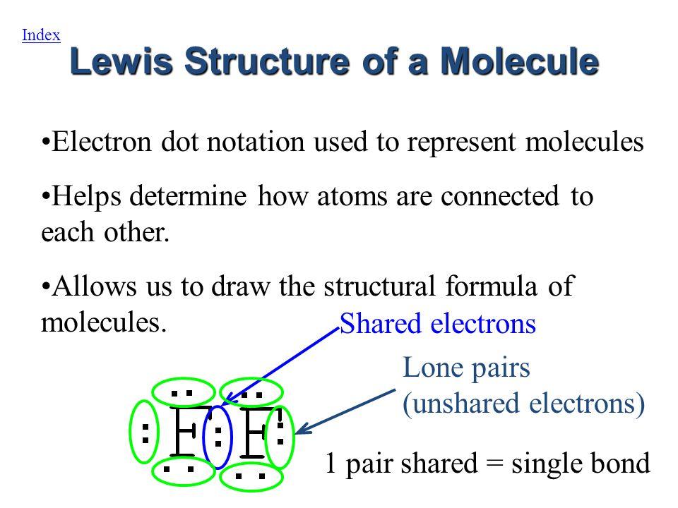 Which Electron Dot Diagram Represents A Polar Molecule Wiring